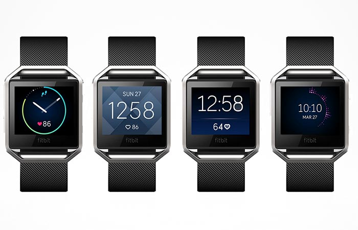 Fitbit Blaze Fitness Watch Faces