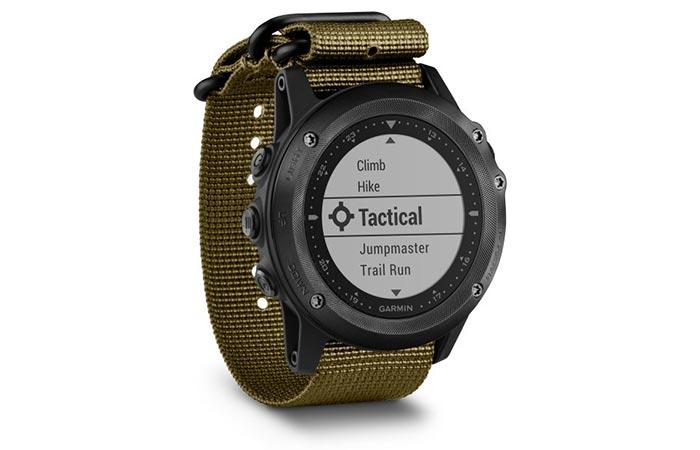 Garmin Tactix Bravo | A Tactical GPS Watch