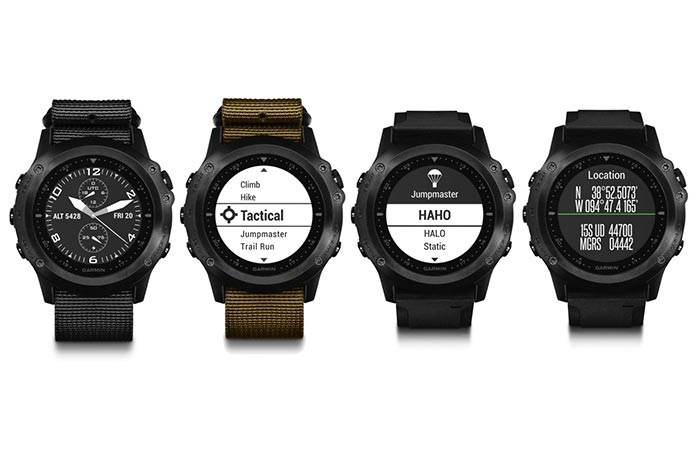 Garmin Tactix Bravo New Modes