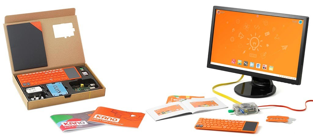 Kano DIY Computer Kit | Smart Way To Get Your Kid Into ...
