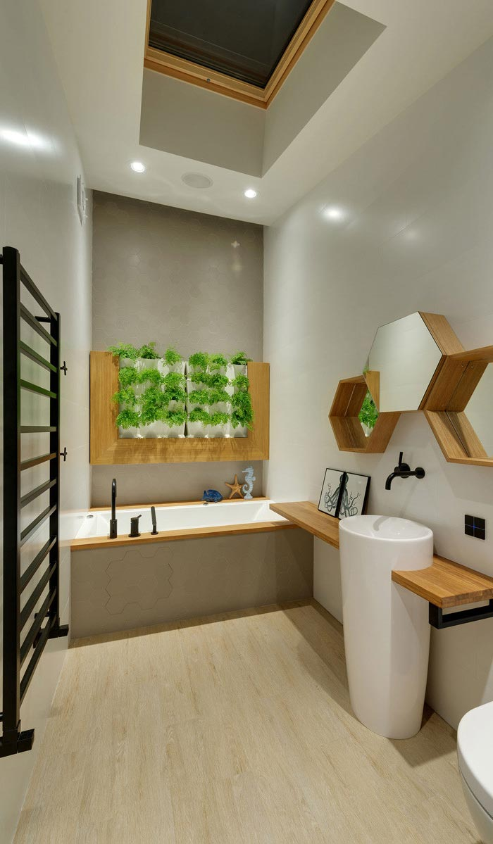 The Second Bathroom At Kharkiv Apartment