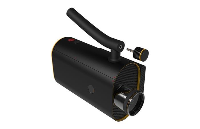 Black Kodak Super 8 Camera