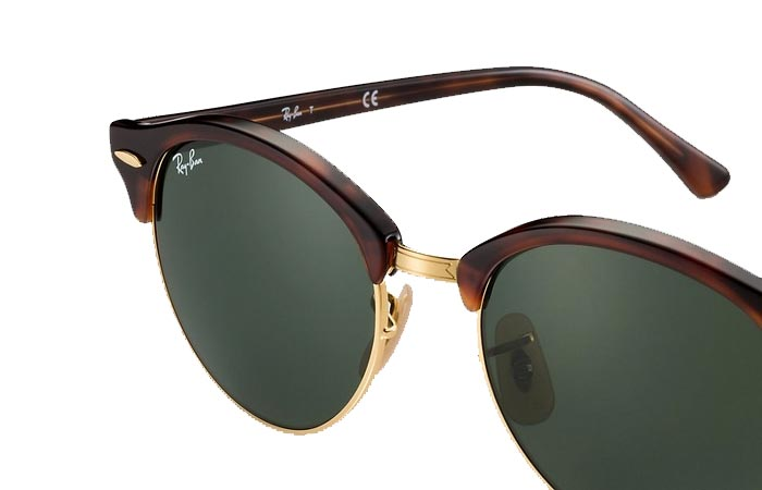 Ray Ban Clubround Tortoise