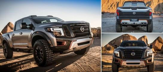 Nissan Titan Warrior | Redefining Pick-Ups
