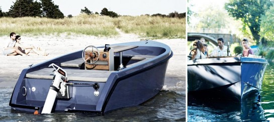 Electric Picnic Boats | By RAND