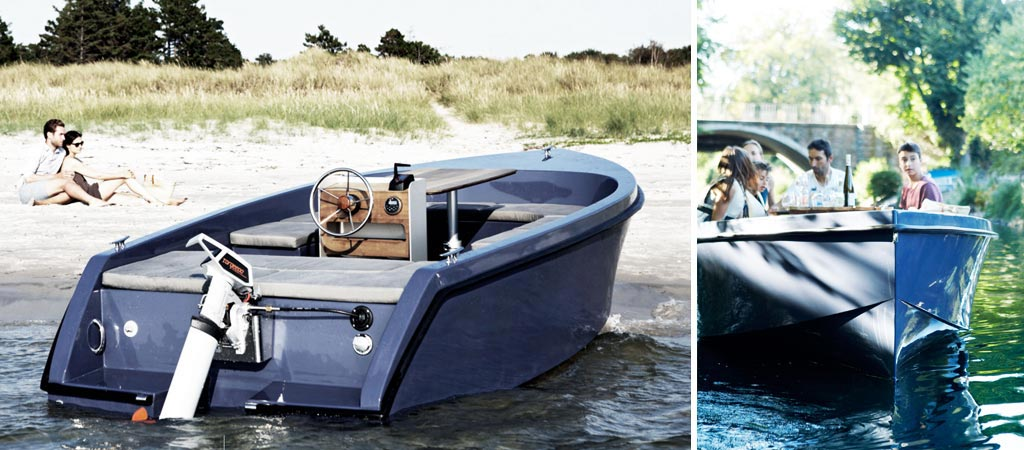 RAND Electric Picnic Boats