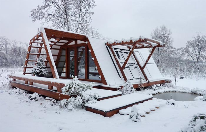 Soleta zeroEnergy One In Winter