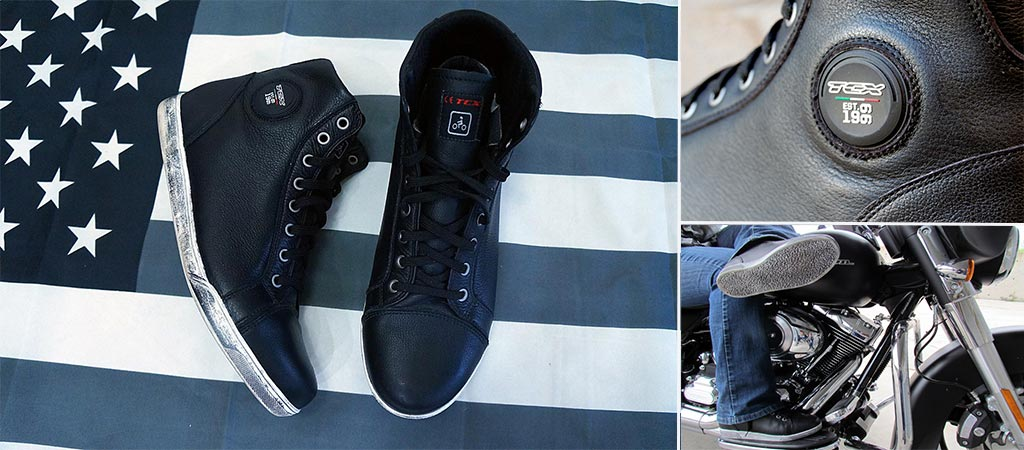 TCX X-Street Waterproof Motorcycle Shoes
