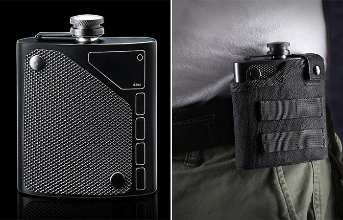 TGX Tactical Flask On A Belt