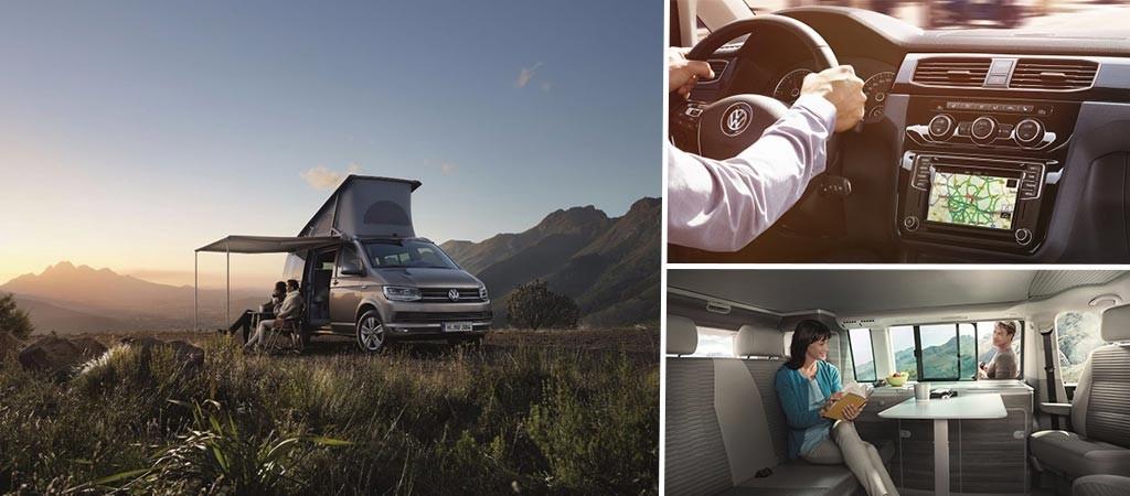2016 Volkswagen Camper Van >> VW California Camper Van | Jebiga Design & Lifestyle