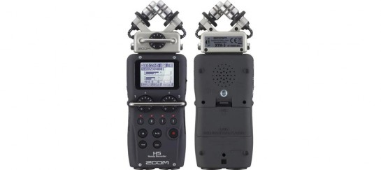 H5 Four-Track Portable Recorder | By Zoom