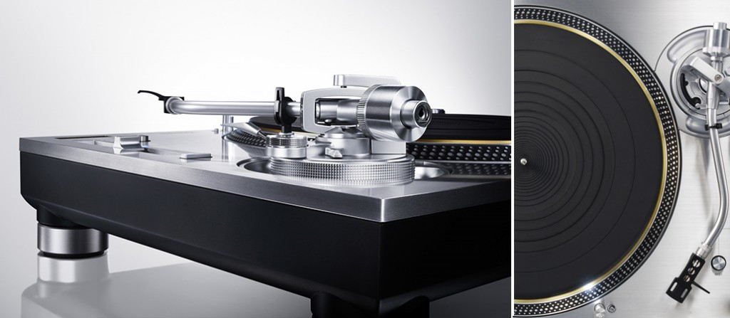 Sl 1200g And Sl 1200gae Turntable By Technics Jebiga