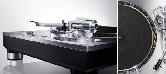 SL-1200G and SL-1200GAE Turntable   By Technics