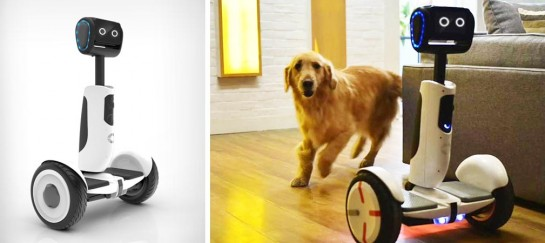 Segway Advanced Personal Robot | Personal Butler Of The Future