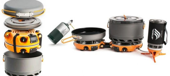 Genesis Base Camp Stove | By Jetboil