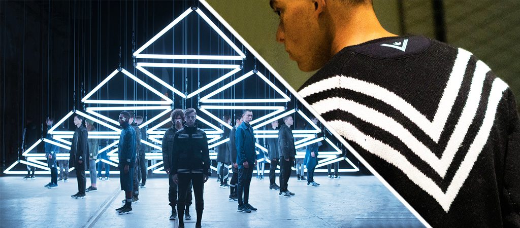 Adidas Originals By White Mountaineering FW16 At Pitti Uomo