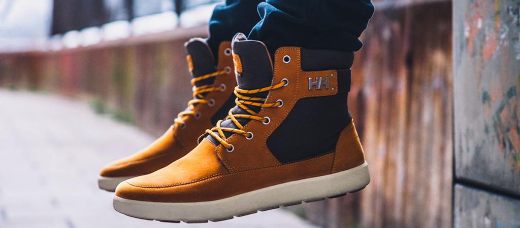 'Stockholm' Sneaker Boot