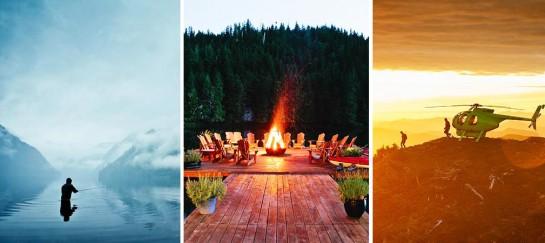 Nimmo Bay Resort   Heaven For Outdoor Lovers