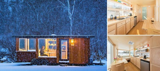 Vista Tiny House | By Escape