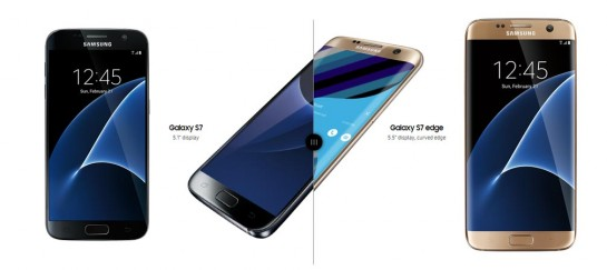 NEW! Samsung Galaxy S7 and S7 Edge