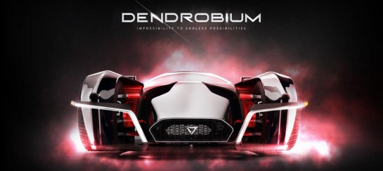 Dendrobium | Singapore's First Hypercar | By Vanda Electric