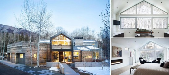 Black Birch Modern | Modernized Traditional Lodge