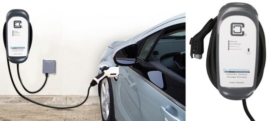 ClipperCreek HCS-40 Electric Car Charger