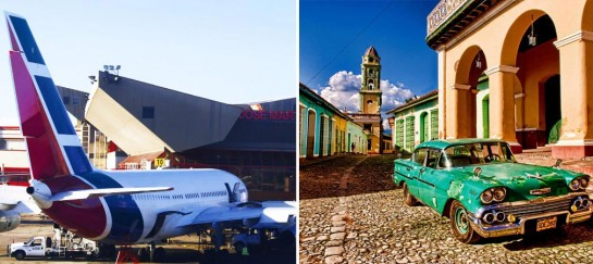 Commercial Flights From The US To Cuba To Start By Fall 2016