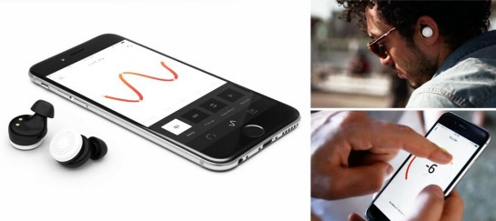 Here Active Listening Earbuds | By Doppler Labs