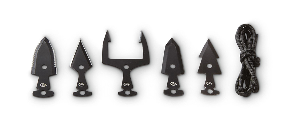 Colt S.P.E.A.R. Tactical Arrowheads