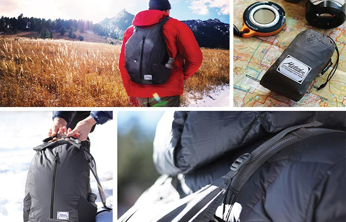 Matador FreeRain24 Waterproof Backpack In Different Occasions
