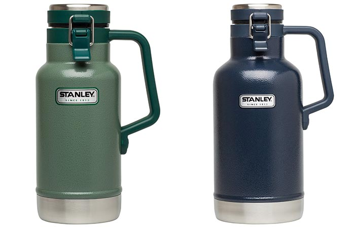Stanley Insulated Growler Green And Navy