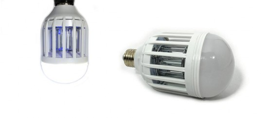 Ultimate Mosquito Killer and Pest Control LED Bulb | By Bug Terminator