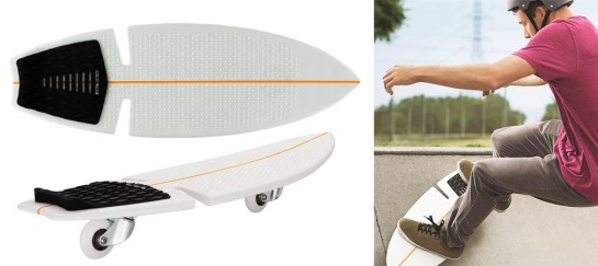 Razor Ripsurf | Surfboard For The City