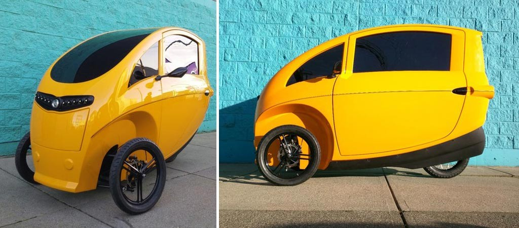 Veemo Velomobile By Velometro Jebiga Design Amp Lifestyle