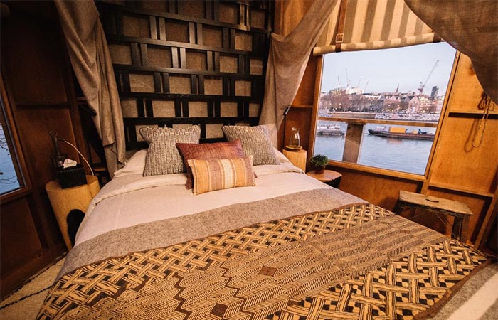 Virgin Holidays' South African Treehouse Bedroom