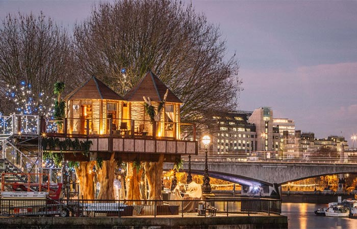 South African Treehouse In London
