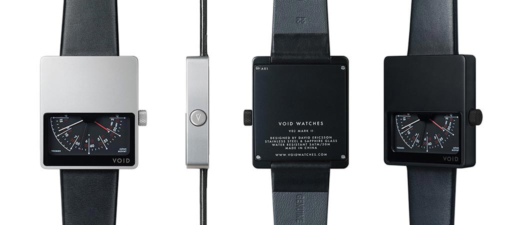 Void VO2 Mark II Watch