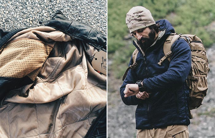 HELIOS Alpha Jacket by Beyond Clothing