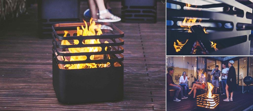 Höfats CUBE Fire Pit