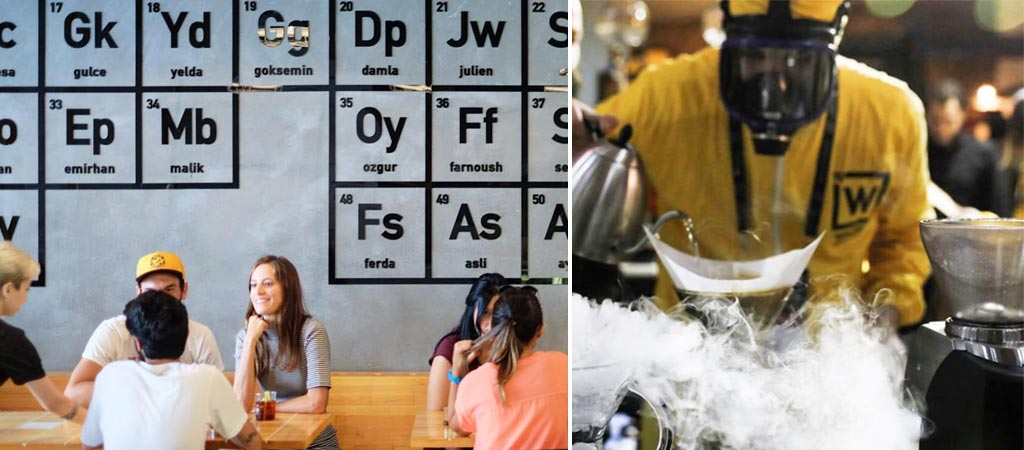 Breaking Bad-inspired coffee shop
