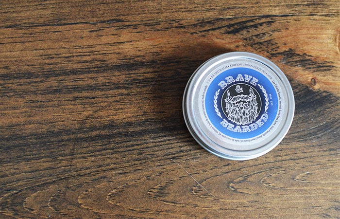 Brave And Bearded Balm
