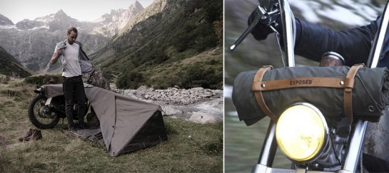 Exposed | A Motorcycle Bivouac