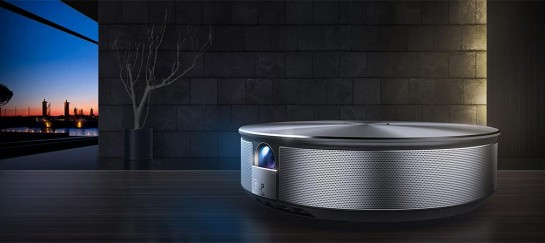 JmGO G1 Smart Home Projector