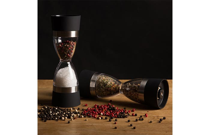Manual Pepper And Salt Spice Mill
