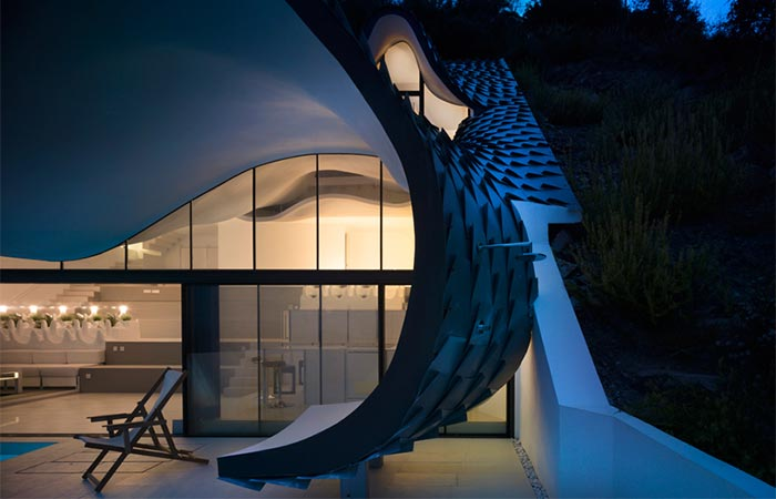 The Balcony On The Mediterranean Dragon House