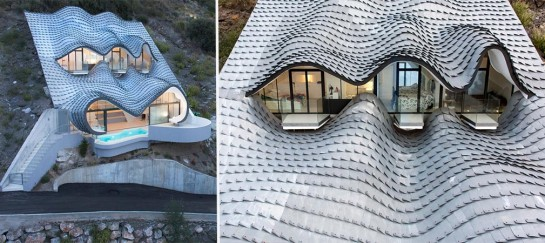 Mediterranean Dragon House