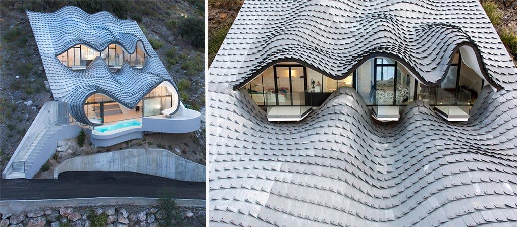 Mediterranean Dragon House