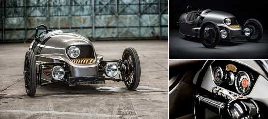 Morgan EV3 Electric Car