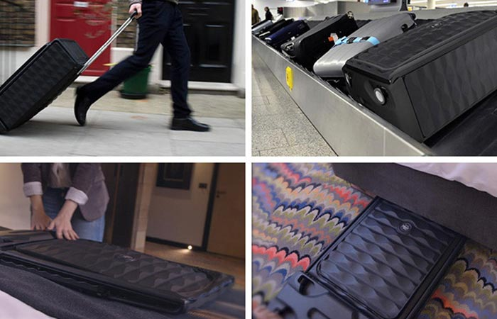 Collapsing Néit Suitcase
